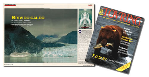 Marco Nundini reporter - Alaska per Qui Touring