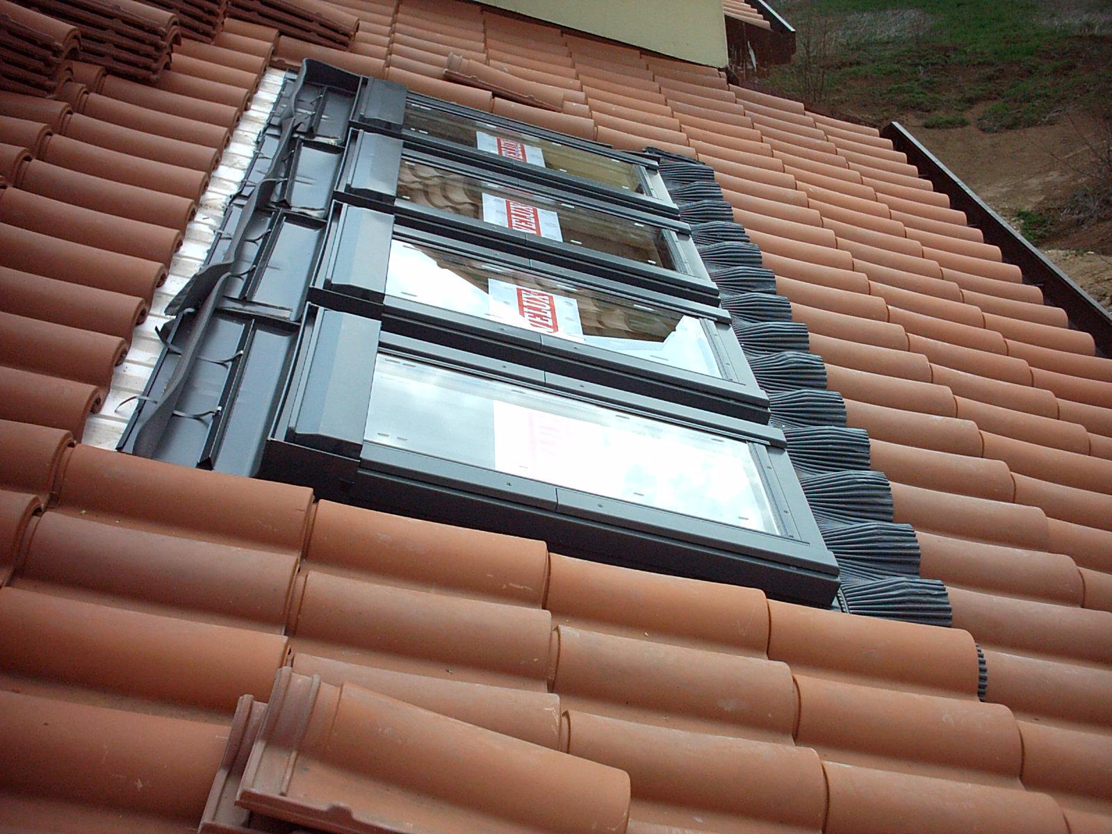 Finestre velux for Finestre velux per tetti