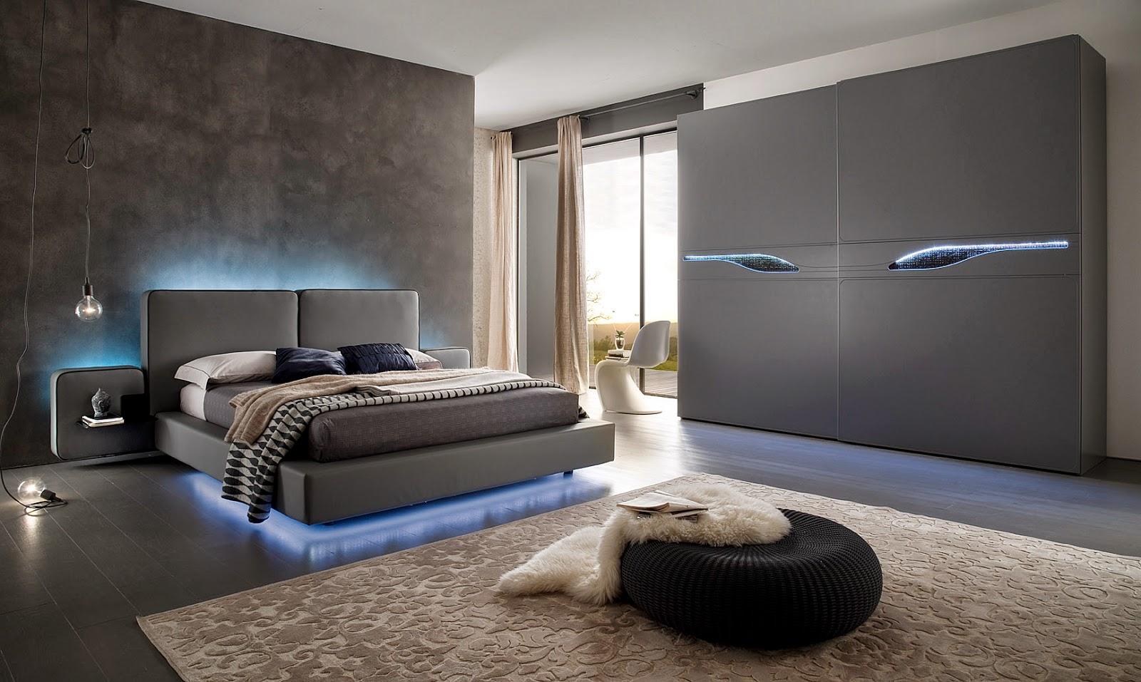 Interni moderni case - Mercatone camere da letto ...