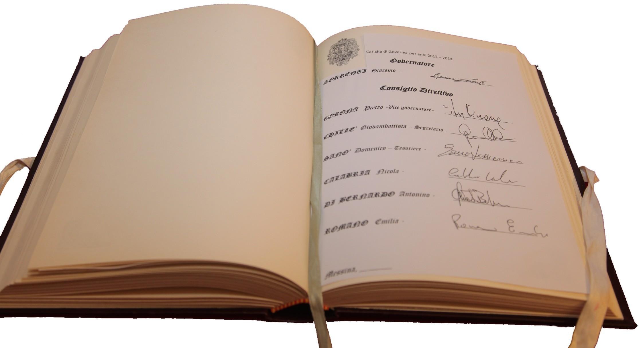 Libro dei Confrati