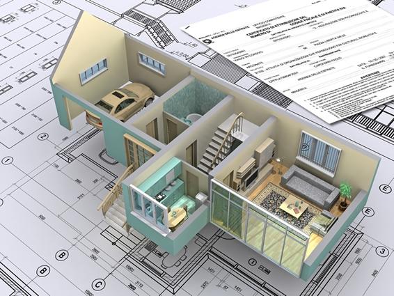 Costruire modificare o ristrutturare casa tarquinia for Modificare casa