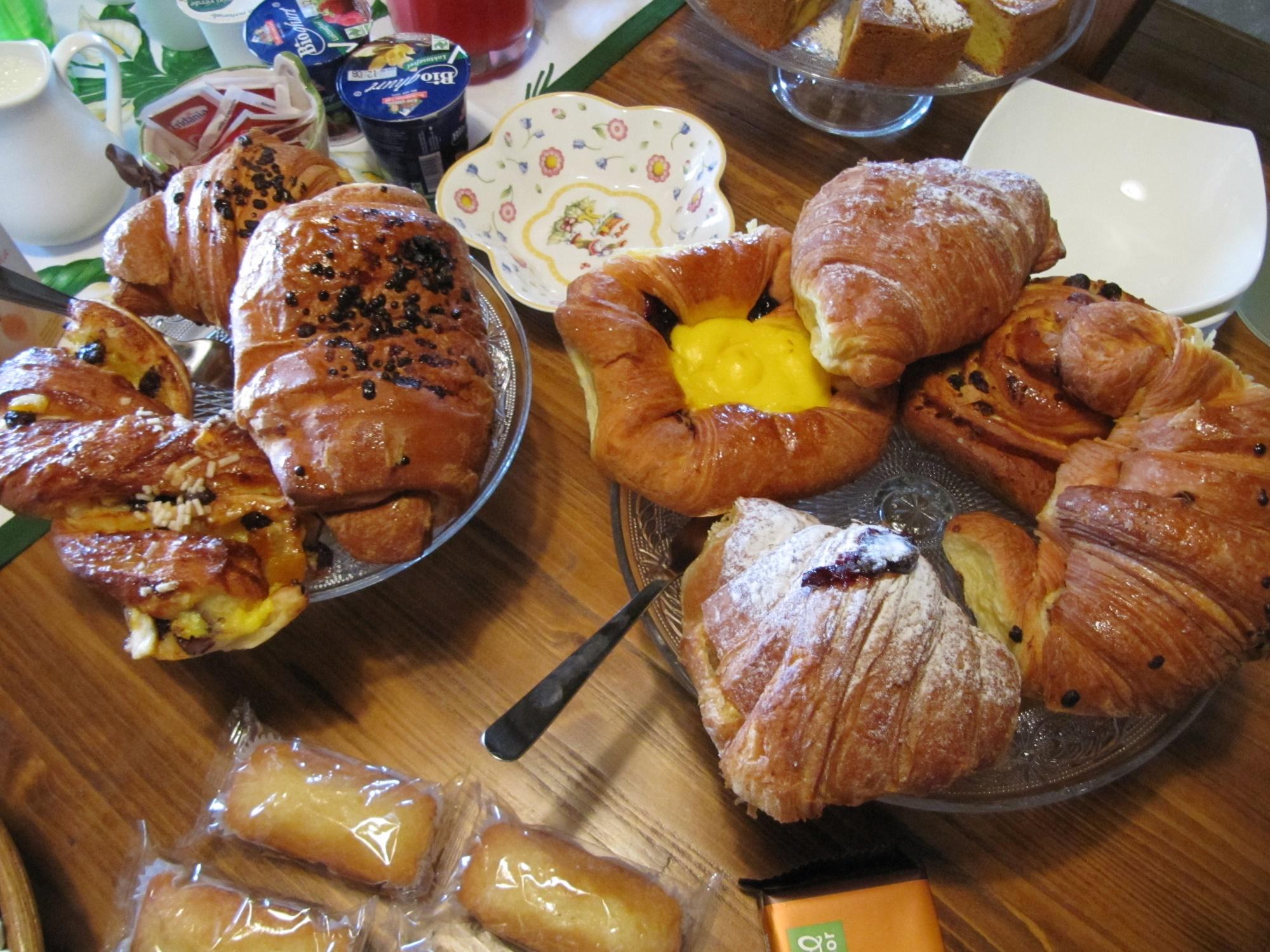 La prima colazione for Buongiorno con colazione