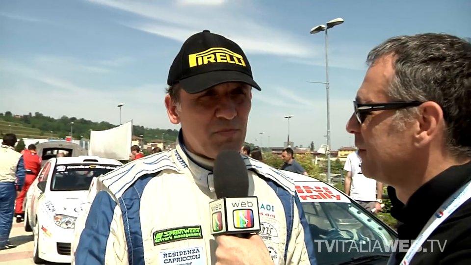 Alessandro Brega - 40° Rally Coppa Oro