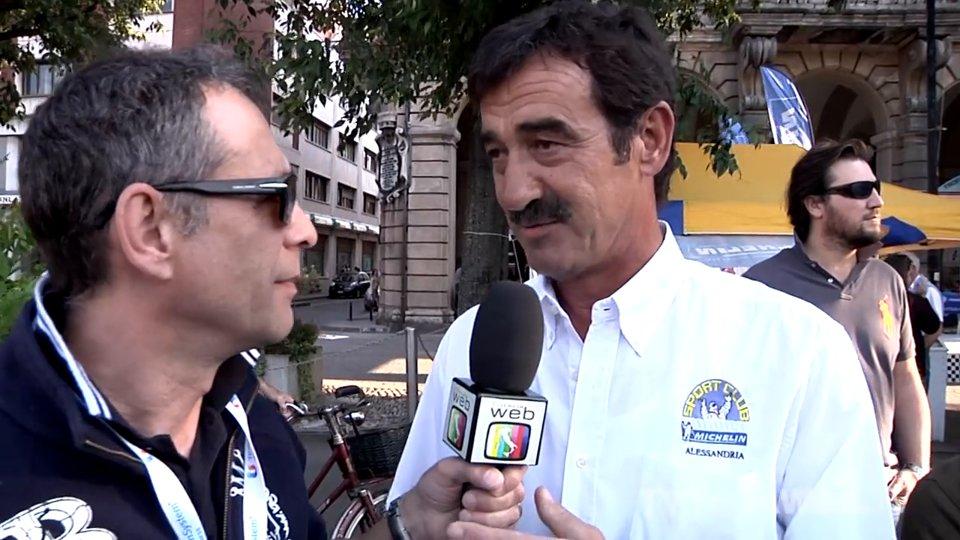 Alfonsino Bassi - 40° Rally Coppa Oro