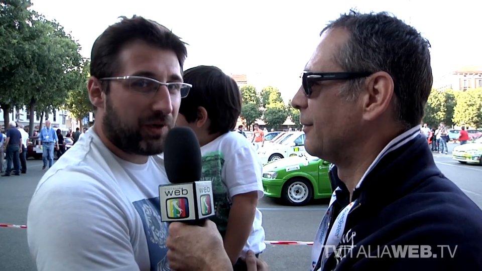 Andrea Torlasco - 40° Rally Coppa Oro