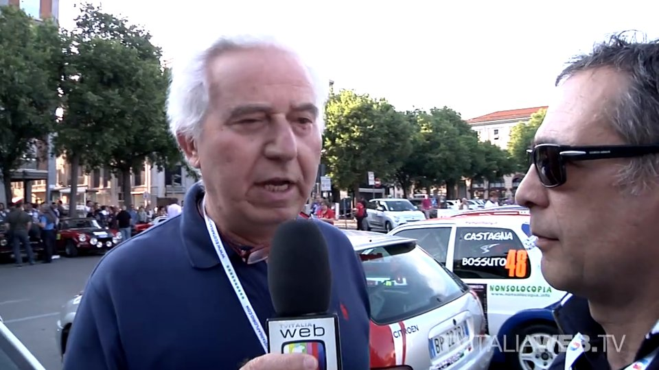 Claudio Bonetta - 40° Rally Coppa Oro