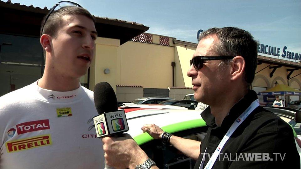 Federico Della Casa - 40° Rally Coppa Oro