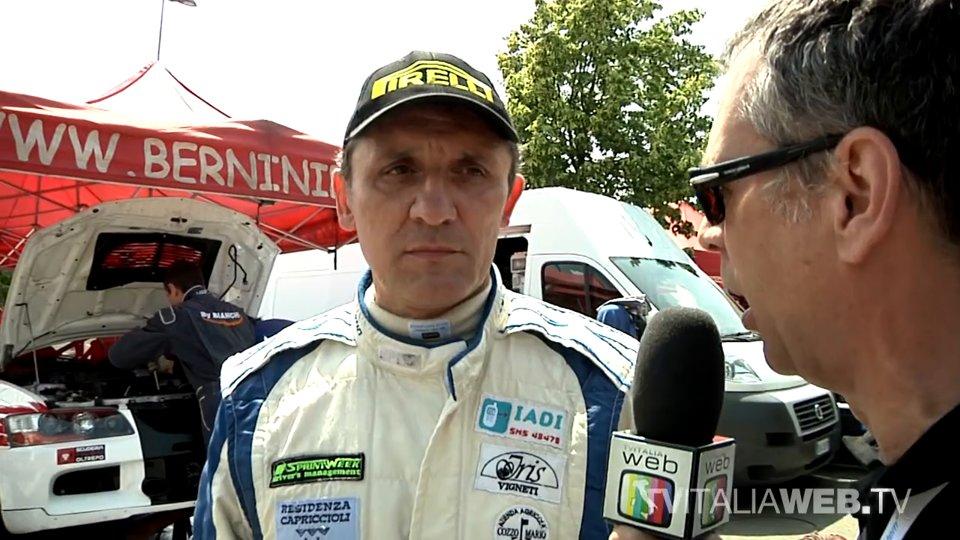 Massimo Brega - 40° Rally Coppa Oro