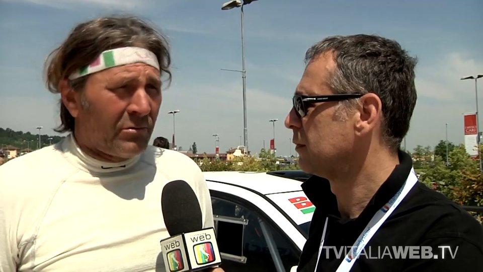 Roberto Benazzo - 40° Rally Coppa Oro