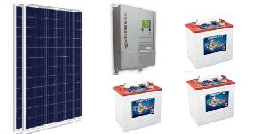 Fotovoltaico con accumulo batterie