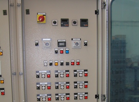 Quadro elettrico di automazion Euro Energia srl