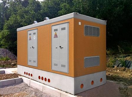 Cabine MT/BT Euro Energia srl perugia