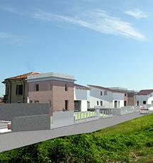 Complesso residenziale ville a schiera VM4
