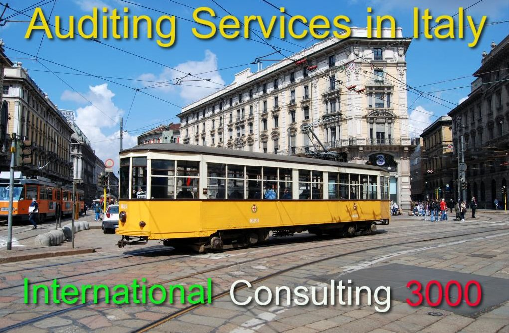 AUDITORS IN ITALY