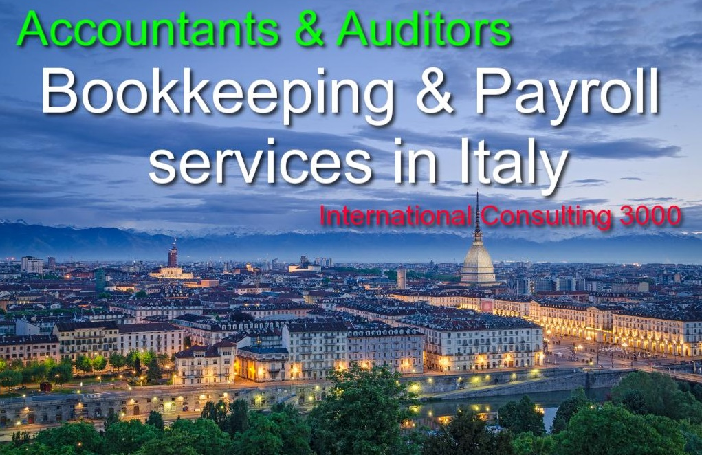ACCOUNTANCY AND PAYROLL SERVICES IN ITALY