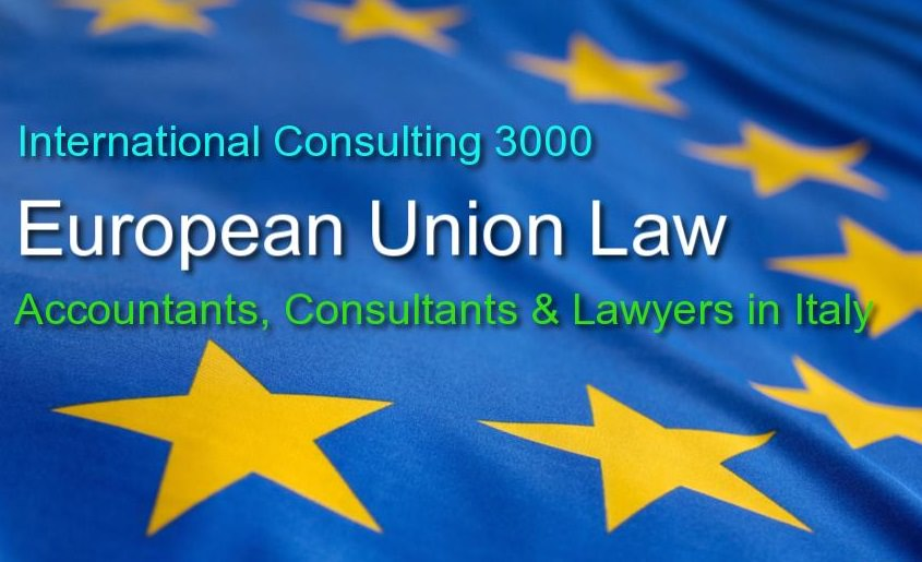 EUROPEAN LAW REGULATIONS EU
