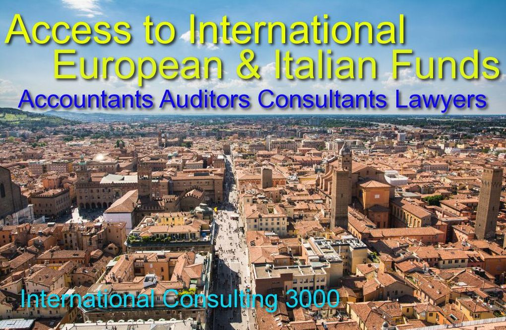 FUNDING IN ITALY FOR INVESTMENTS