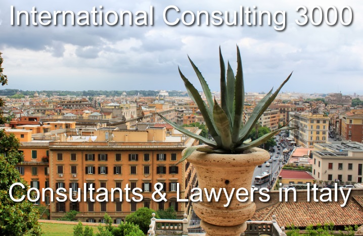 Business Lawyer in Italy