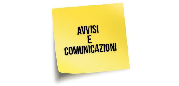 Avvisi e comunicazione