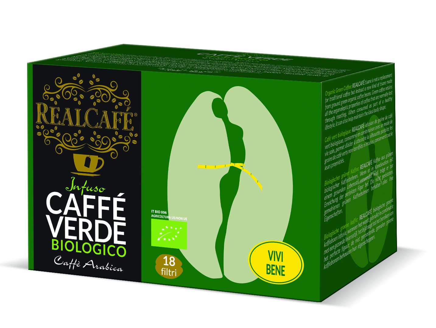 Caffè Verde Biologico