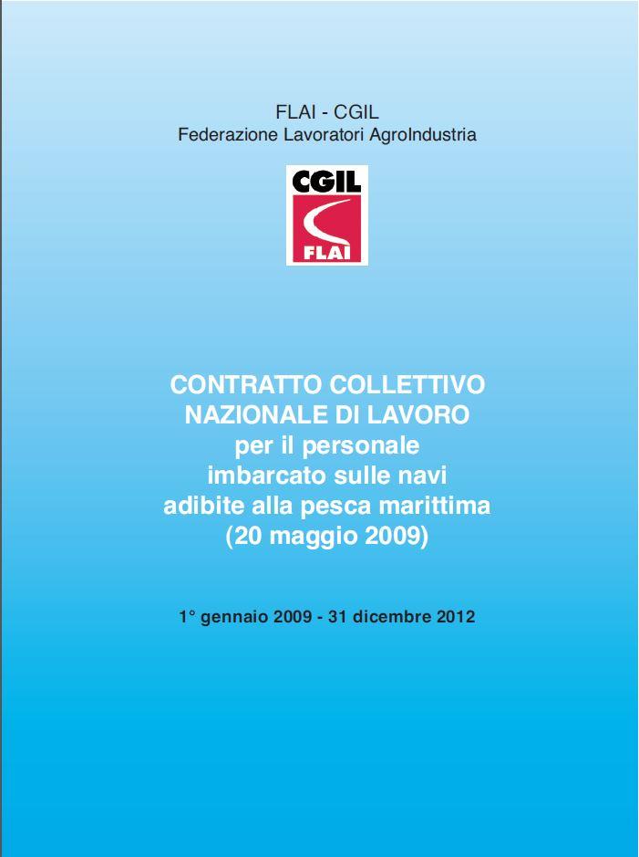 CCNL Pesca