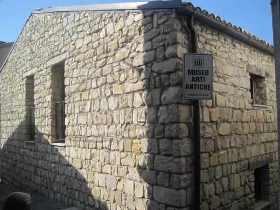 museo via torrione