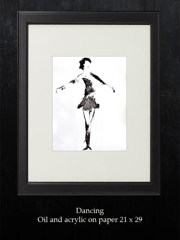 Erika Marchi Dancing