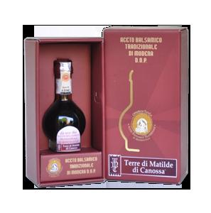 Aceto Balsamico Tradizionale di Modena DOP Affinato biologico ml 100