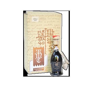 Aceto Balsamico Tradizionale di Reggio Emilia DOP Affinato ml 100
