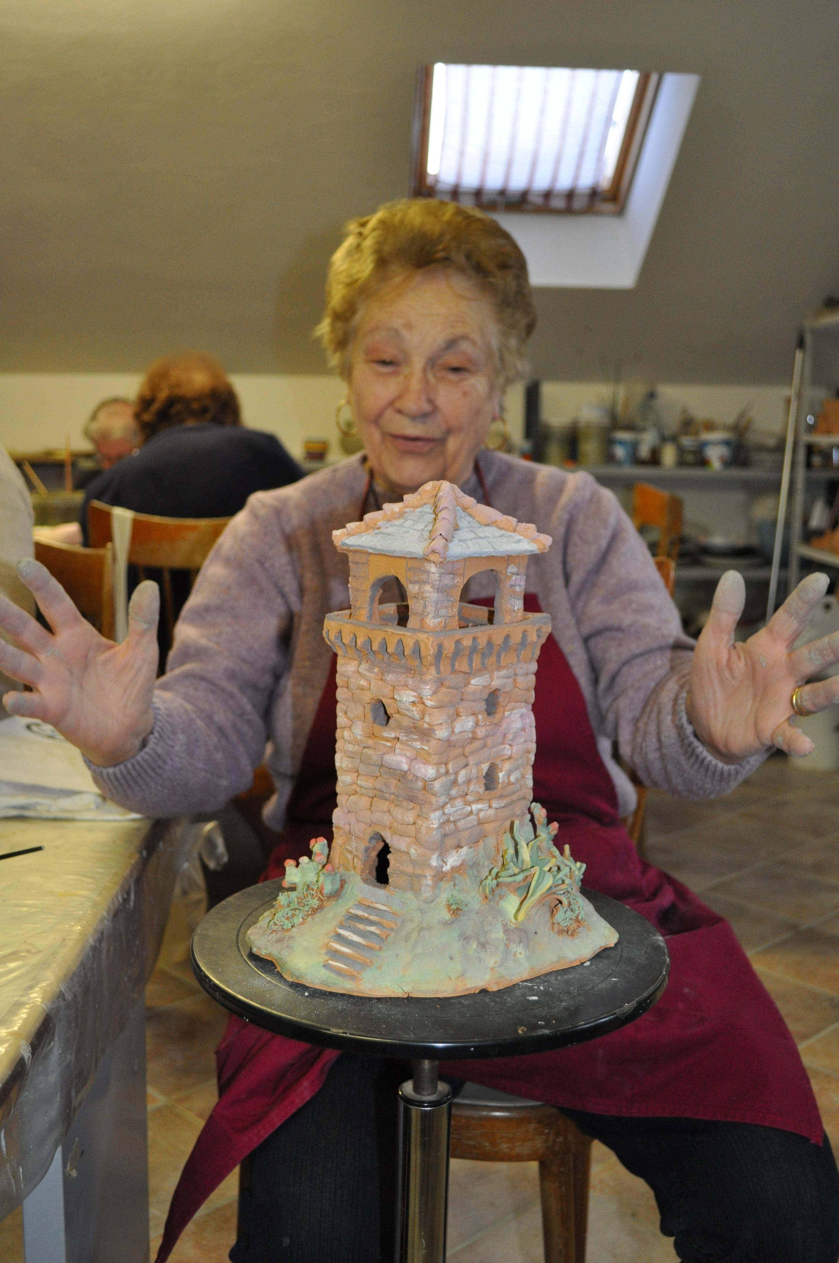 Renata e la sua magnifica Torre