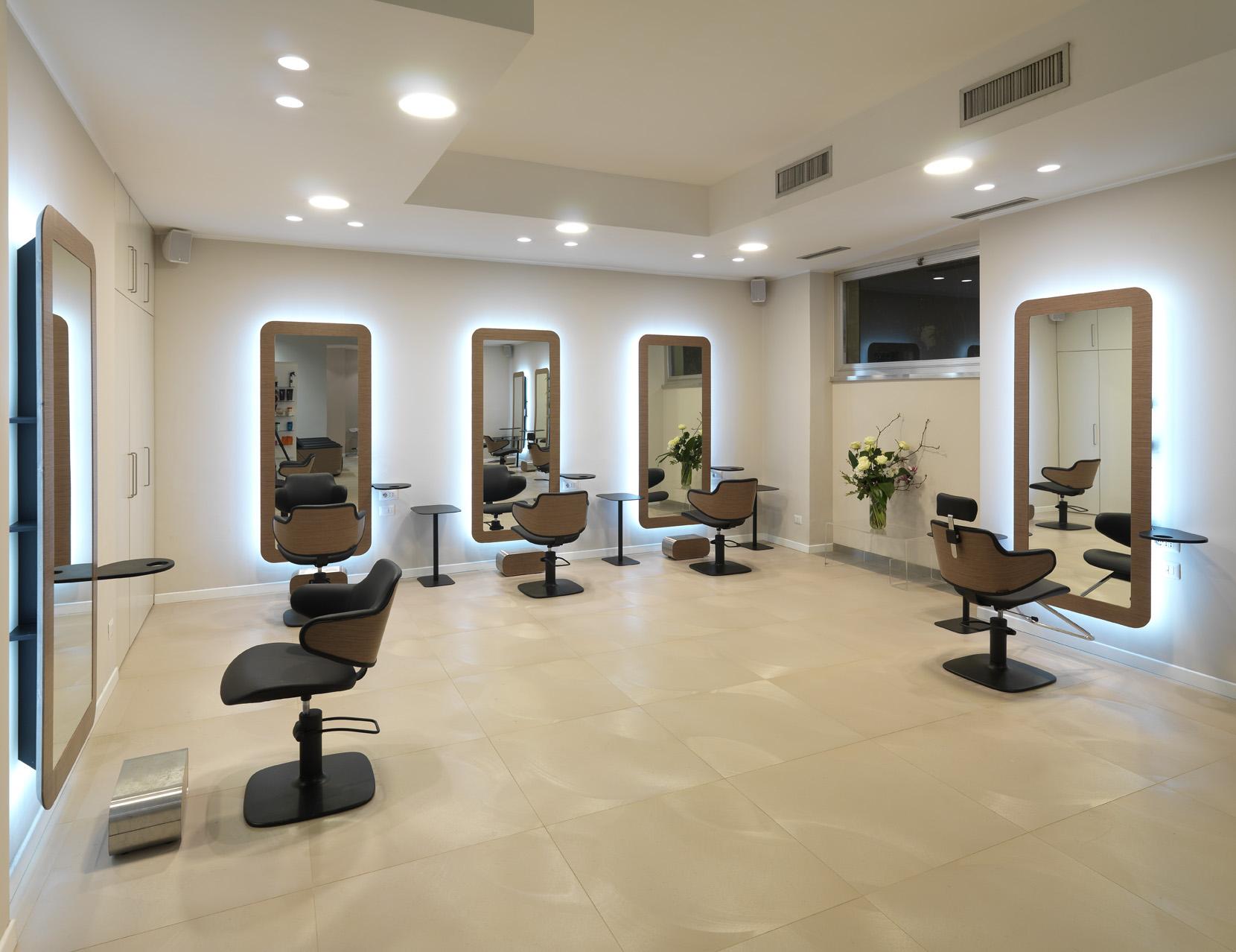 arredamento parrucchieri milano mobili per centro estetico arredamento su misura per