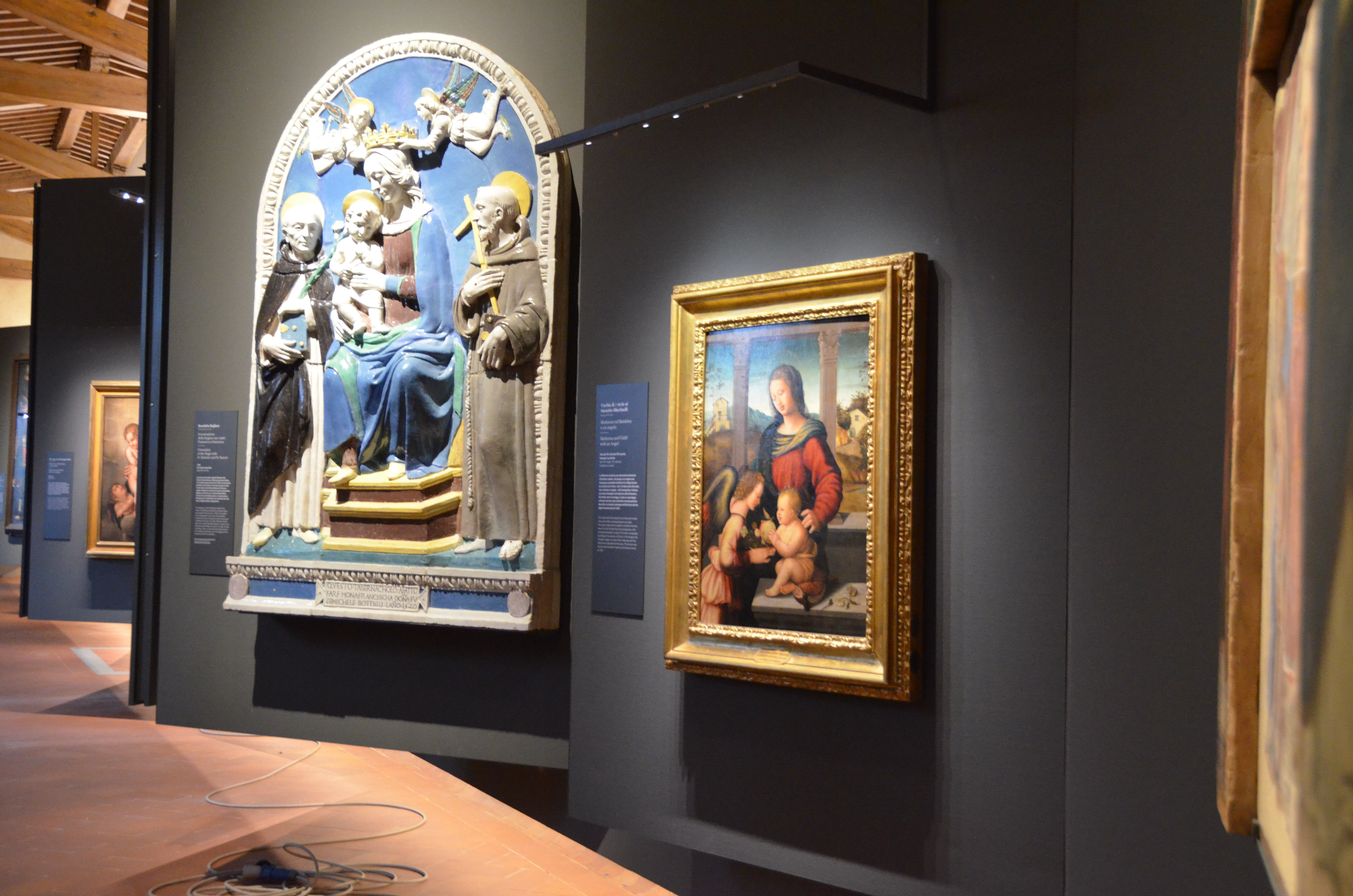 Museo dell'Opera del DuomoPalazzo Strozzi Bellezza Divina