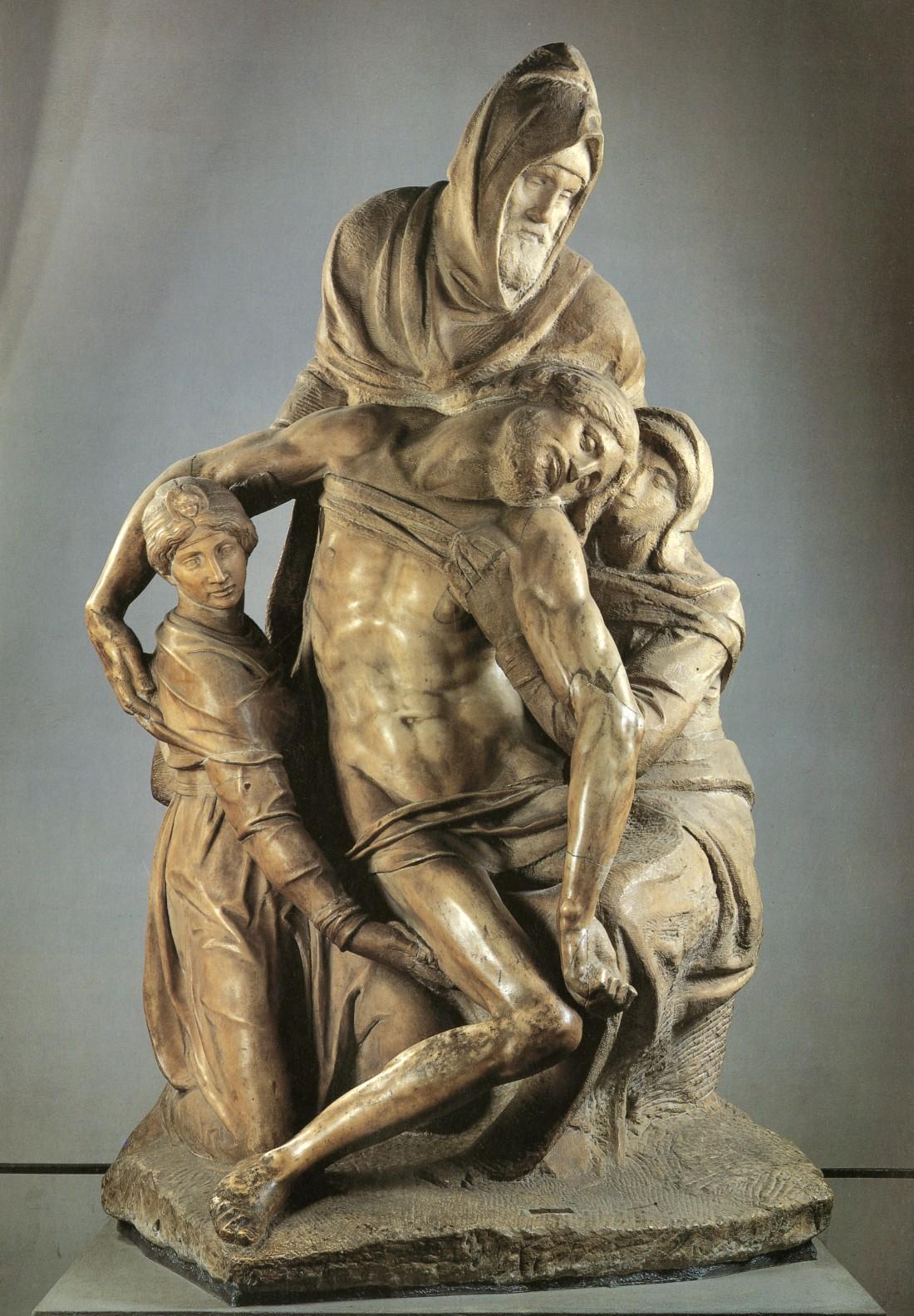 Michelangelo Buonarroti, Pietà