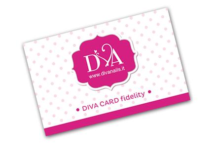 Diva card fidelity - Diva nails roma ...