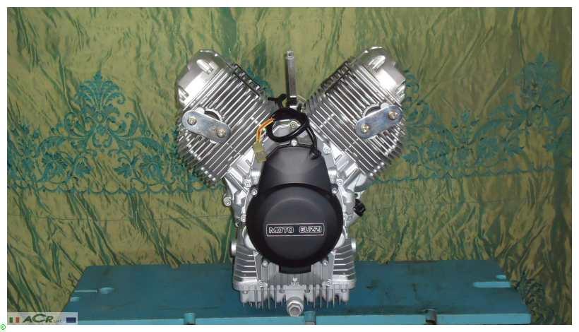 motore Guzzi V50