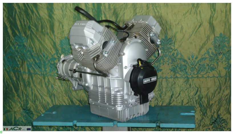 motor 850 T5 Guzzi