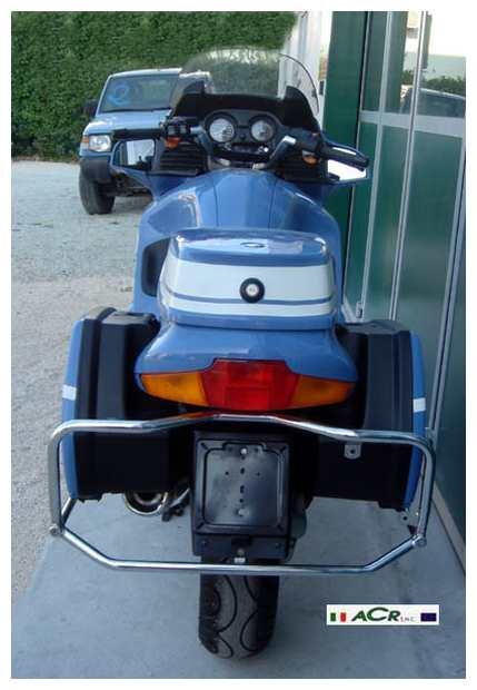 bmw 850 rt polizia