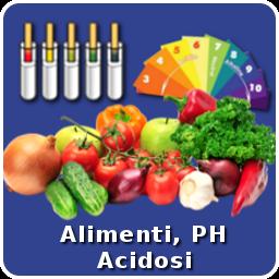 alimenti acidosi ph alcalino