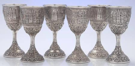 calici argento