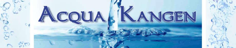 acqua kangen vivere salutariani