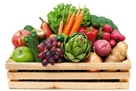 verdura cassetta
