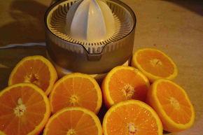 arance bio spremuta
