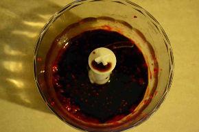salsa lamponi aceto balsamico
