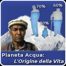 acqua siamo fatti 70%