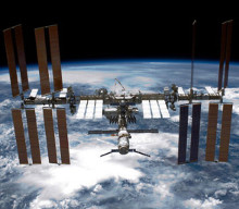 satellite orbita foto
