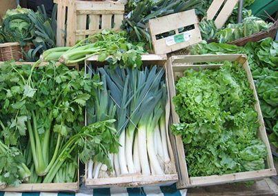 verdura mercato