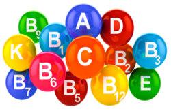 vitamine a c b k d