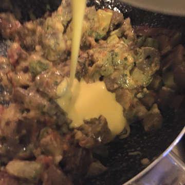 ripieno zucchine polpette veg vegano vegetariano vegetariani ricetta piatto