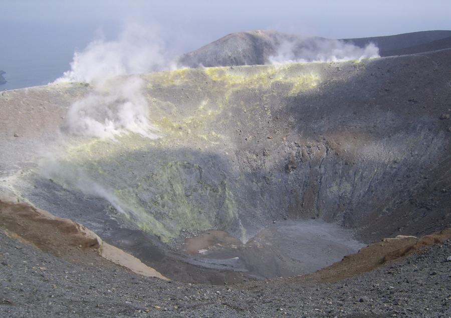 Cratere di Vulcano