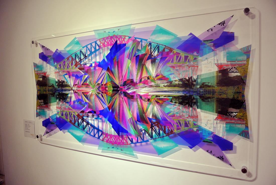sydney, federico comelli ferrari, plexiglass, glass, art